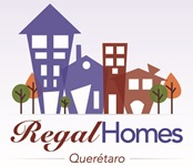Logo Regal Homes Querétaro